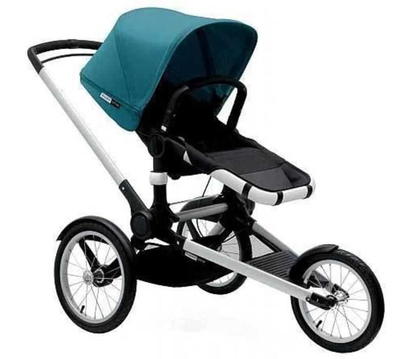 Bugaboo Runner Complete In Petrol Blue
