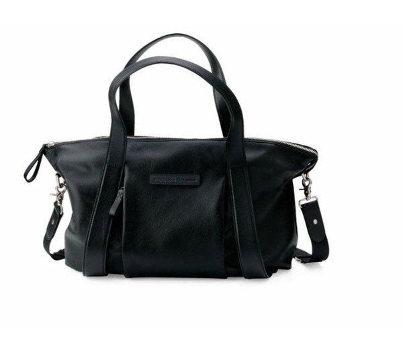 Bugaboo + Storksak Leather Changing Bag