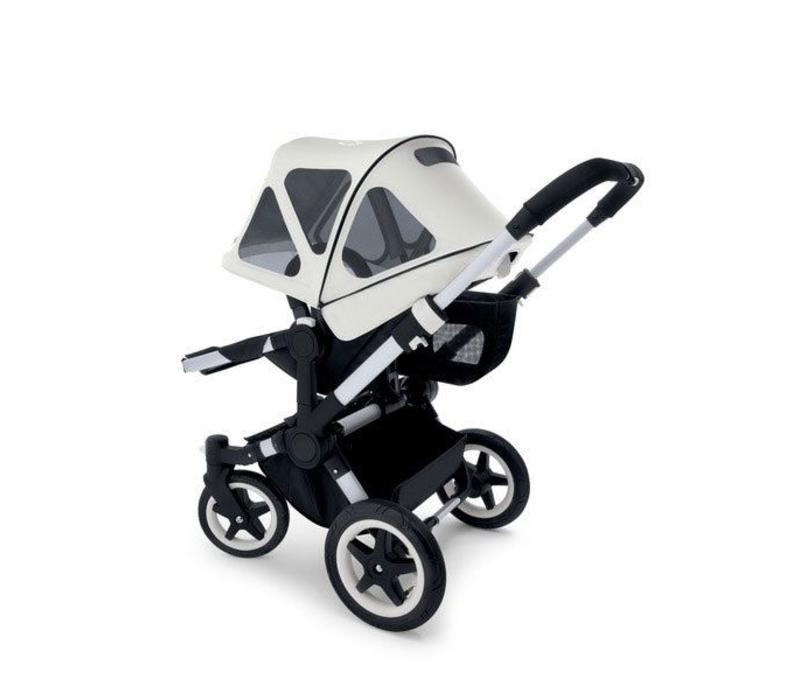 Bugaboo Buffalo/Runner Sun Canopy In Arctic Grey