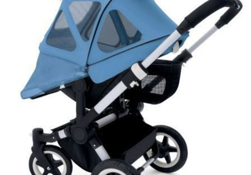 Bugaboo Bugaboo Buffalo/Runner Sun Canopy In Ice Blue
