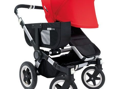 Bugaboo SALE!! Bugaboo Donkey Extended Sun Canopy In Red