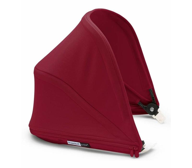 Bugaboo Bee5 Extendable Sun Canopy Ruby Red