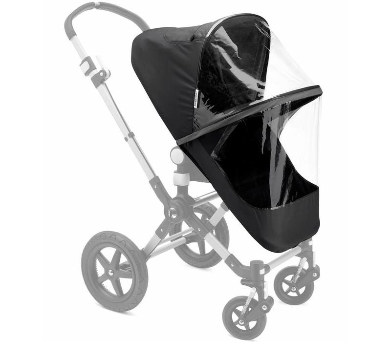 Bugaboo Cameleon High Performance Rain Cover In Black