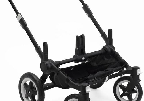 Bugaboo Bugaboo Donkey2 Stroller Base In Black (BOX 1)
