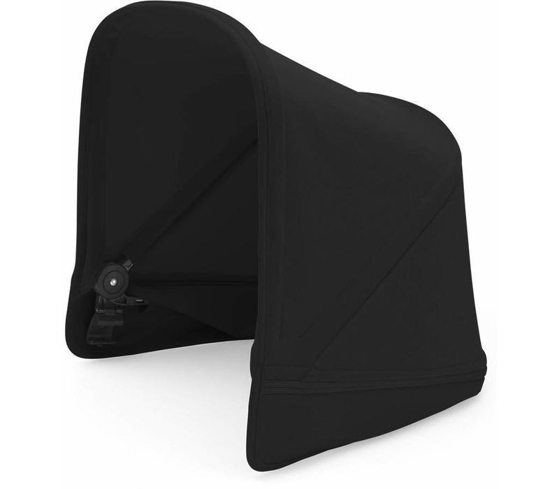Bugaboo Donkey2 Extendable Sun Canopy In Black (BOX 3)