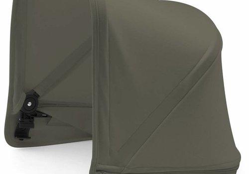 Bugaboo Bugaboo Donkey2 Extendable Sun Canopy In Olive Green (BOX 3)