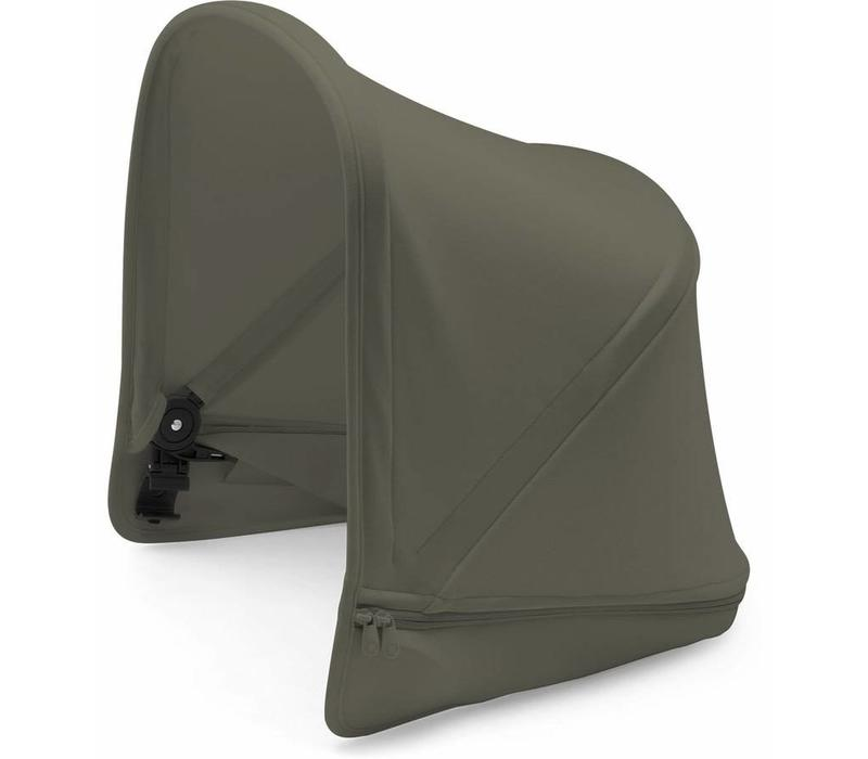 Bugaboo Donkey2 Extendable Sun Canopy In Olive Green (BOX 3)