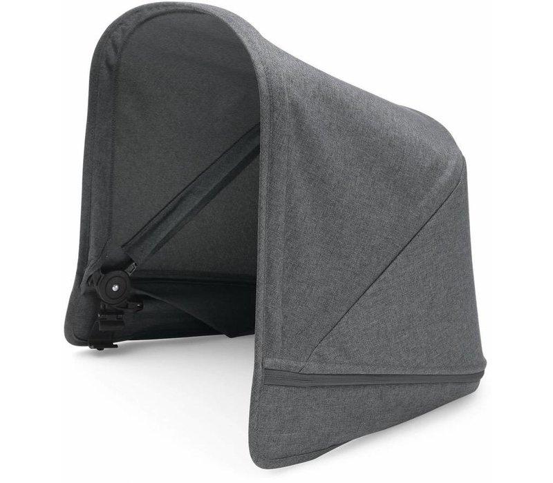 Bugaboo Donkey2 Extendable Sun Canopy In Grey Melange  (BOX 3)