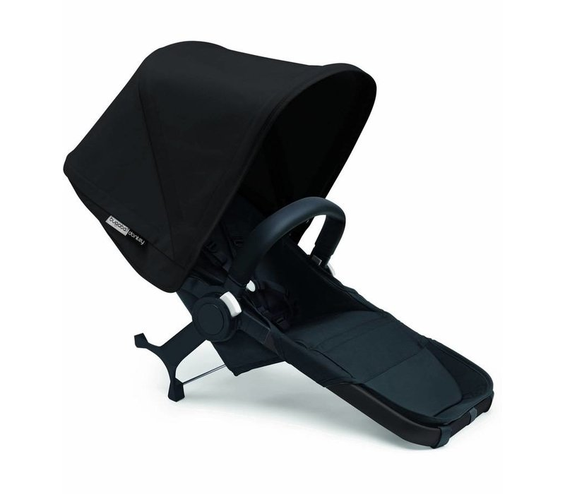 Bugaboo Donkey2 Duo Extension Set Complete Black/Black