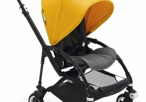 Bugaboo Bugaboo Bee5 Complete Stroller - Sunrise Yellow/Grey Melange