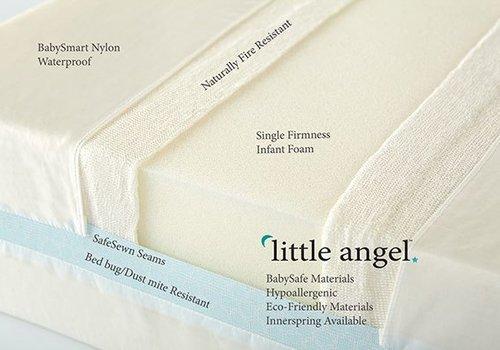 Moonlight Slumber Moonlight Slumber Little Angel Crib Mattress - All Foam One-Sided