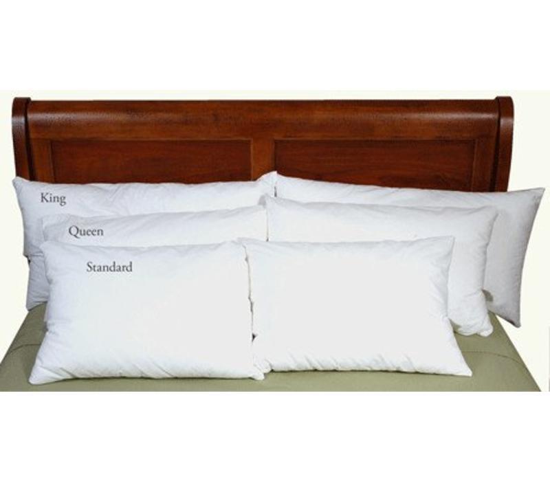 Moonlight Slumber Serenity Star Pure Slumber Queen Size Bed Pillow