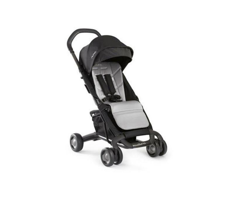 Nuna Pepp Stroller Liner In Silver