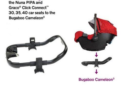 Nuna Nuna Pipa Car Seat Adaptor For Bugaboo Cameleon3 Stroller