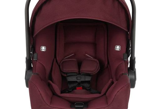 Nuna CLOSEOUT Nuna Pipa Infant Car Seat In Berry With Base