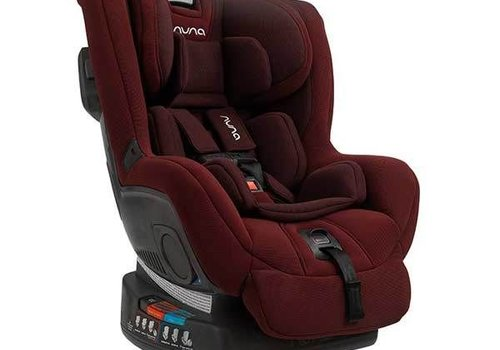 Nuna 2018 Nuna Rava Convertible Car Seat In Berry