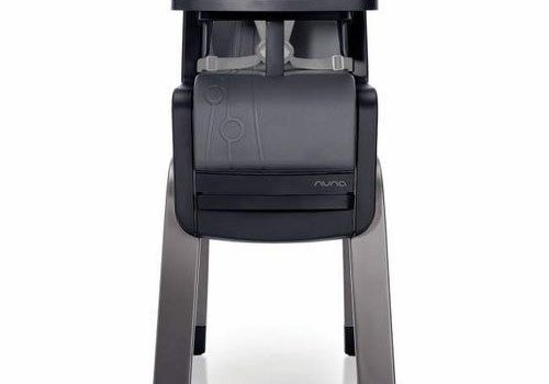 Nuna Nuna Zaaz Infant to Adult High Chair In Pewter