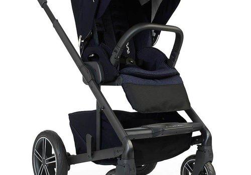 Nuna Nuna Mixx2 Stroller In Indigo + Rain Cover + Adaptors