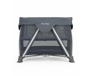 Astounding Nuna Nuna Sena Mini Aire Travel Crib In Graphite Ibusinesslaw Wood Chair Design Ideas Ibusinesslaworg