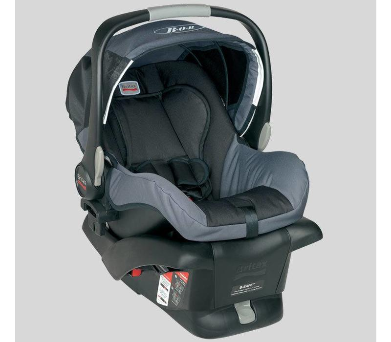 BOB B-Safe Infant Child Seat In Black