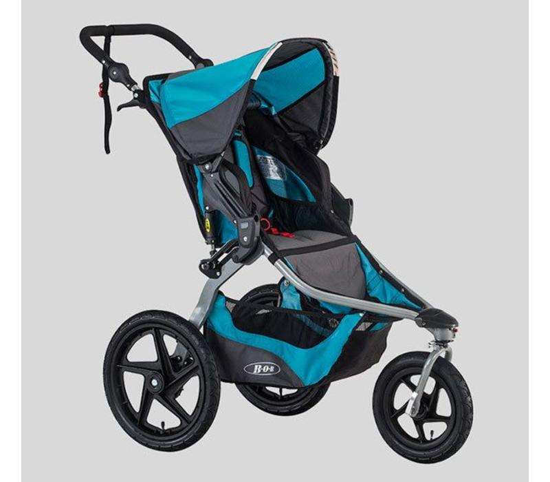 2018 BOB Revolution Flex Stroller In Lagoon