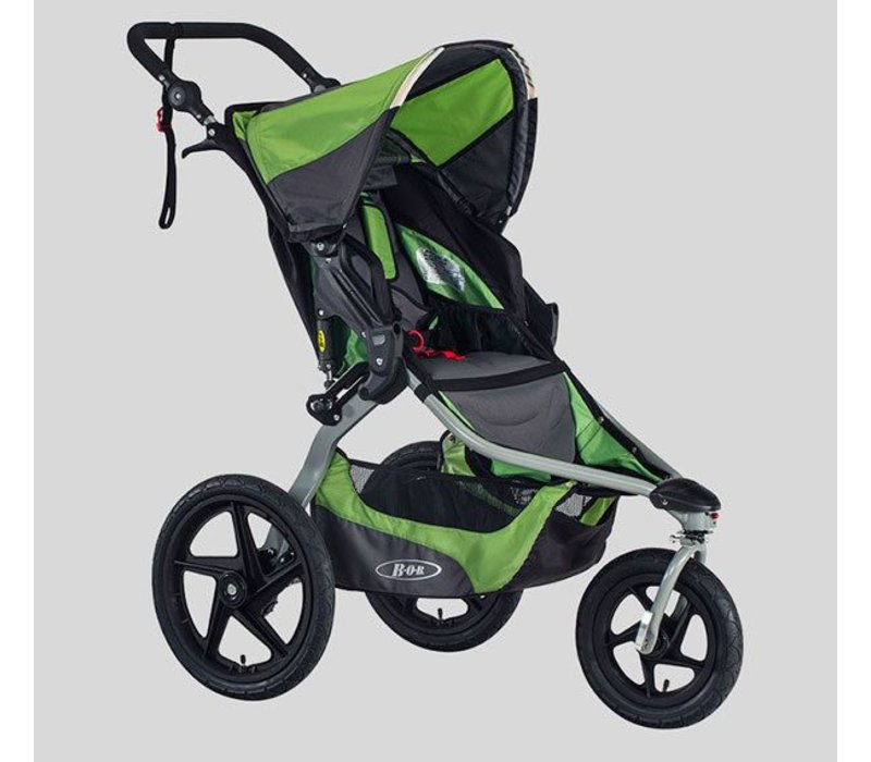 2018 BOB Revolution Flex Stroller In Meadow