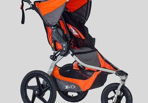BOB 2018 BOB Revolution Flex Stroller In Canyon