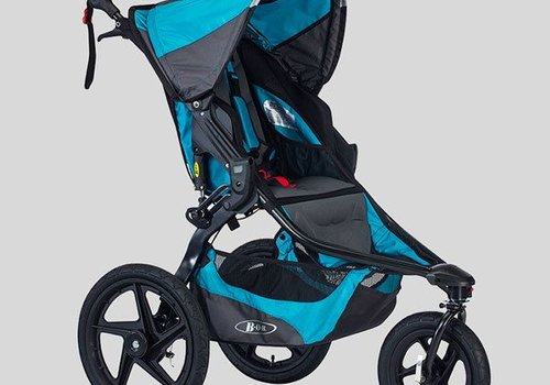 BOB 2018 BOB Revolution Pro Stroller In Canyon-Black