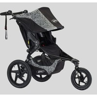 2018 BOB Revolution Flex Stroller In Lunar