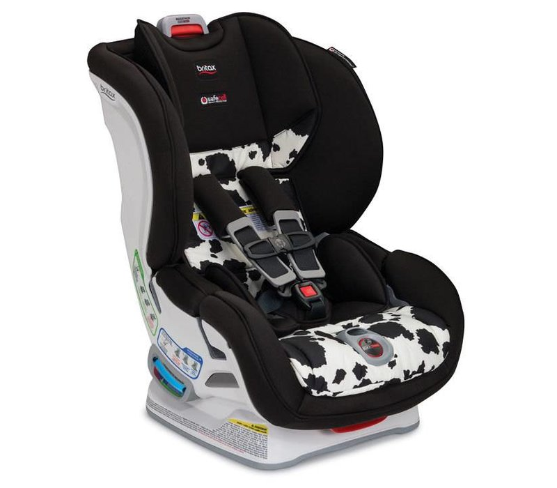 Britax Marathon Clicktight Convertible Car Seat In Cowmooflage