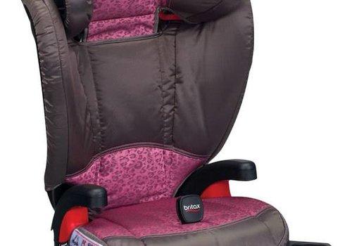 Britax Britax Parkway SGL G1.1 Harness 2 Booster Seat In Cub Pink