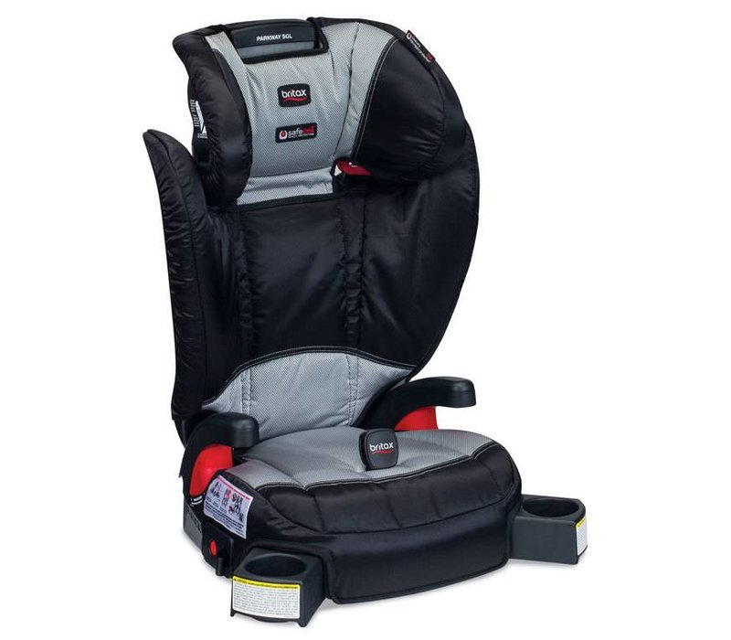 Britax Parkway SGL G1.1 Harness 2 Booster Seat In Phantom