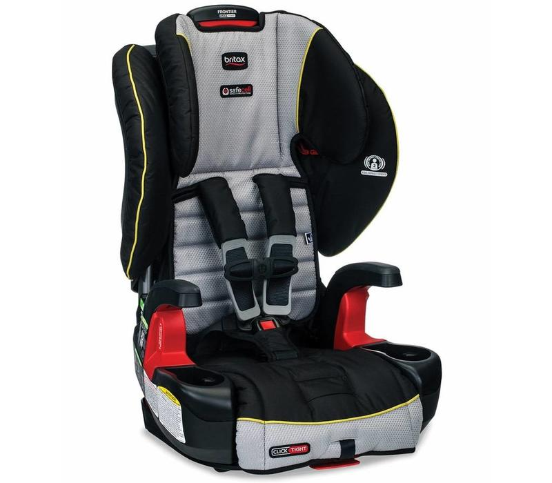 Britax Frontier Clicktight Harness-2-Booster Seat In Trek