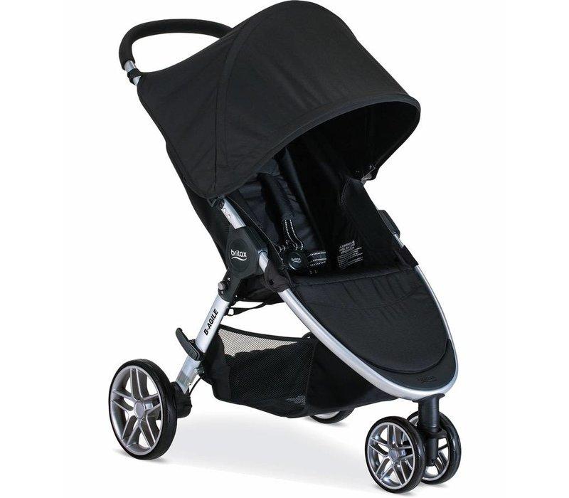 Britax B-Agile Stroller In Black