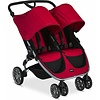 Britax Britax B-Agile Double Stroller In Red