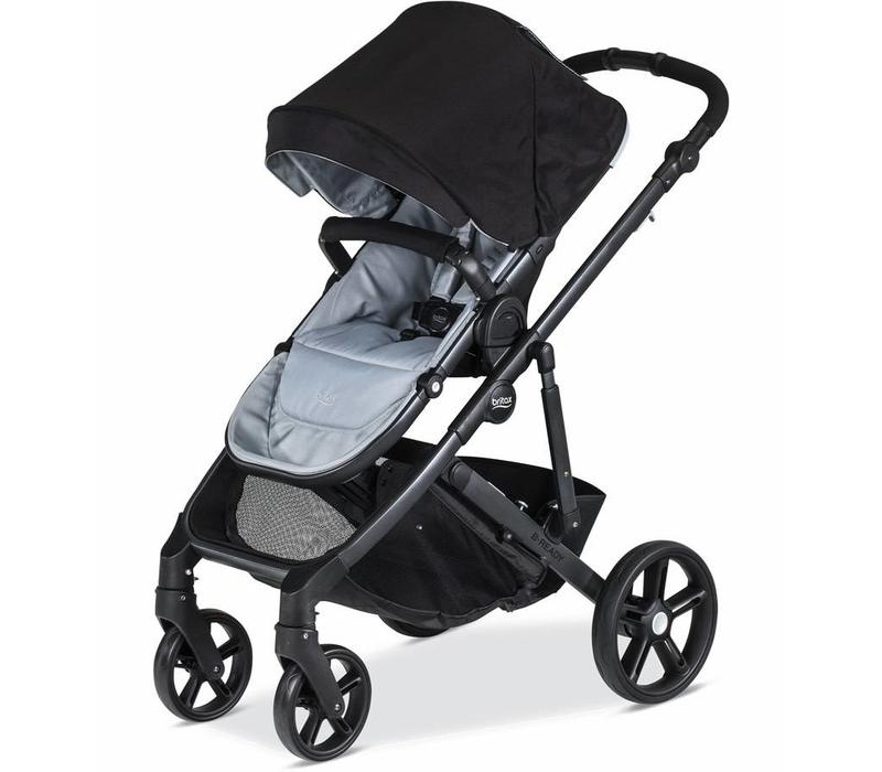 Britax B-Ready Stroller In Mist With Cup Holder