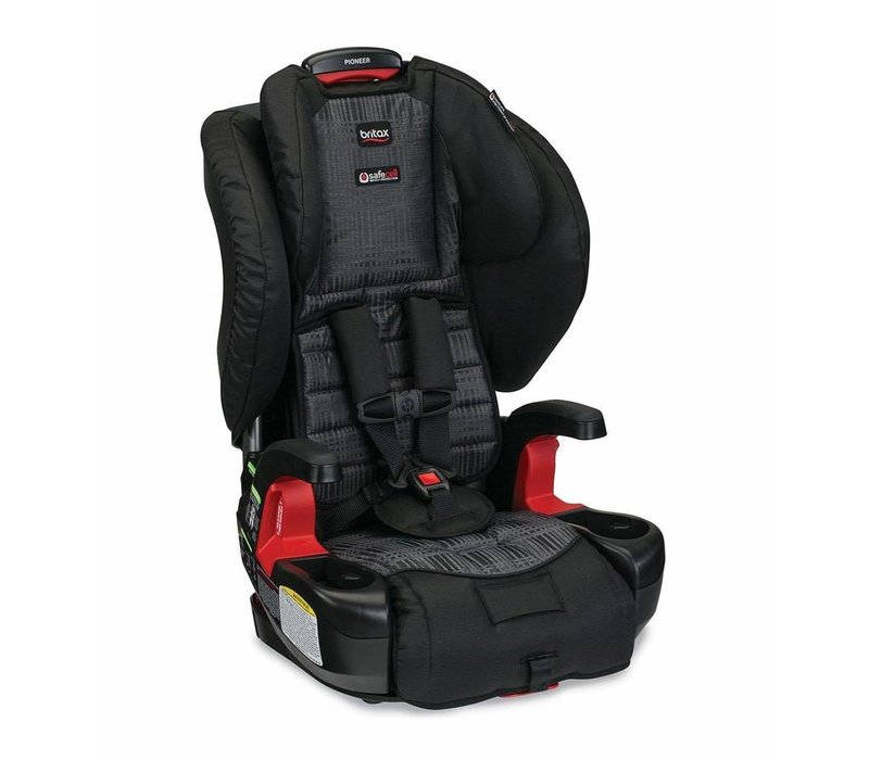 Britax Pioneer G1.1 Harness-2-Booster Seat In Domino