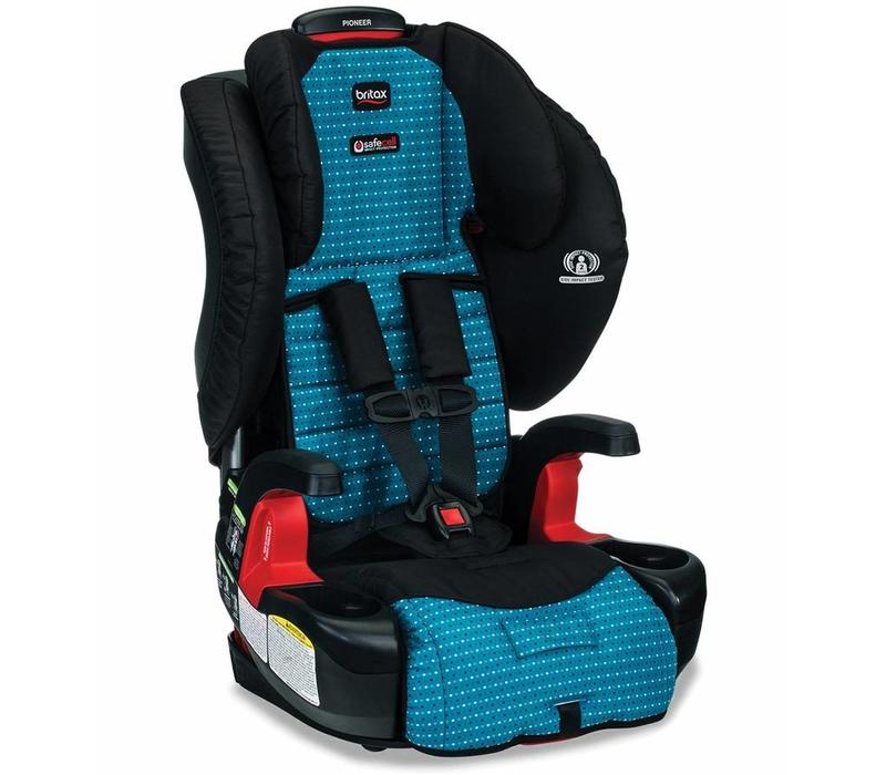 Britax Pioneer G1.1 Harness-2-Booster Seat In Oasis