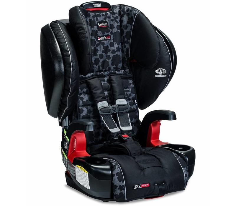 Britax Pinnacle Clicktight Harness-2-Booster Seat In Kate