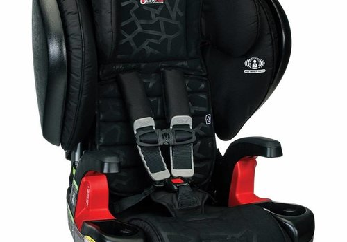 Britax Britax Pinnacle Clicktight Harness-2-Booster Seat In Mosaic