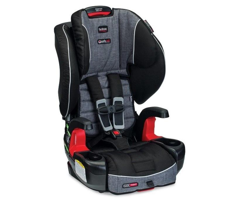 Britax Frontier Clicktight Harness-2-Booster Seat In Vibe
