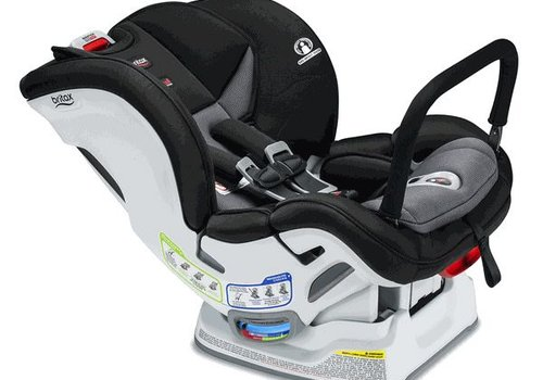 Britax Britax Marathon Clicktight Anti Rebound Bar (ARB) Convertible Car Seat In Verve
