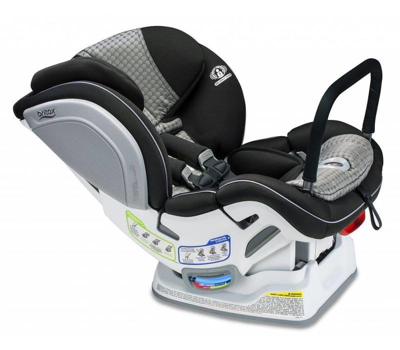 Britax Advocate ClickTight Anti Rebound Bar (ARB) Convertible Car Seat In Venti