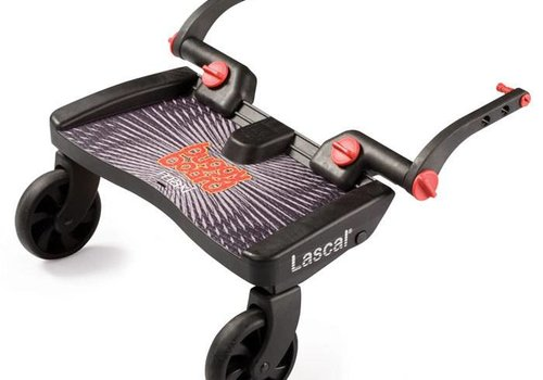 Lascal Lascal BuggyBoard Maxi In Black