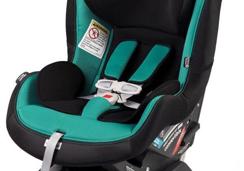 Peg-Perego CLOSEOUT!! Peg Perego Primo Viaggio Convertible Carseat In Aquamarine
