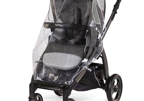 Peg-Perego Peg Perego Rain Cover for Book, Book Plus, Pop Up, Pliko Mini, Switch Four