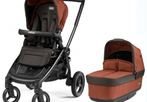 Peg-Perego Peg Perego Team Stroller In Terracotta