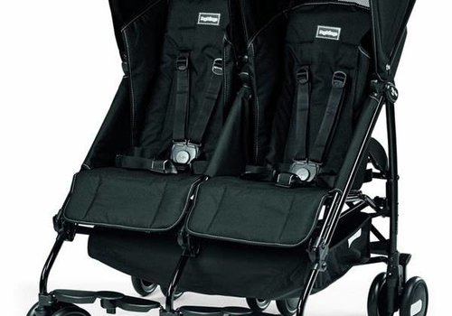Peg-Perego Peg-Perego Pliko Mini Twin In Onyx