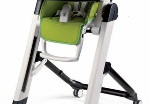 Peg-Perego Peg Perego Prima Siesta High Chair In Mela -Apple Green