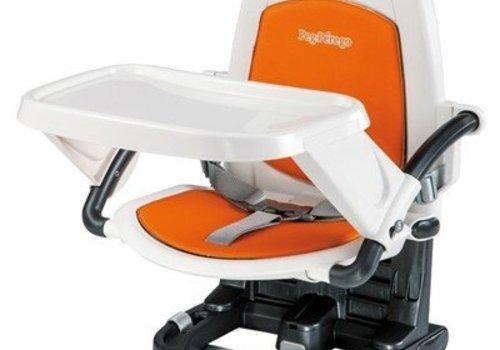 Peg-Perego Peg Perego Rialto Booster Seat Highchair In Arancia